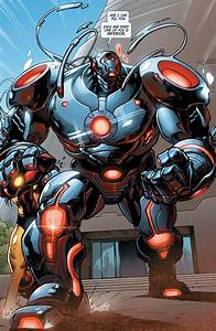 Ironman W/these Armours Vs Tech Team - Battles - Comic Vine