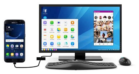 dock bureau samsung desktop experience première image pour le mode