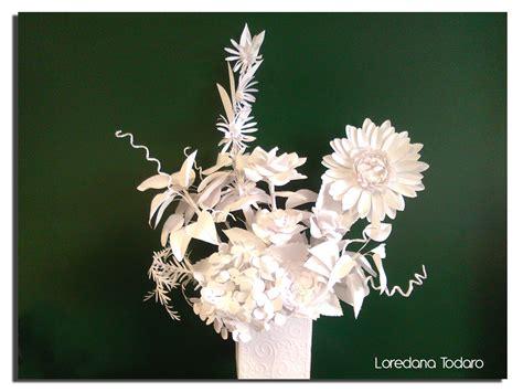 fiori con carta matrimonio con fiori di carta giganti loredana todaro