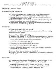 Effective Resumes Australia by Free Chronological Resume Exles How To Write A