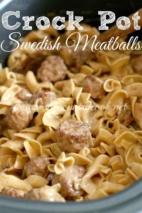 crock pot meatballs swedish meatballs recipes dishmaps