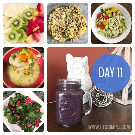 DAY 11 Over half way there I'm so excited This has