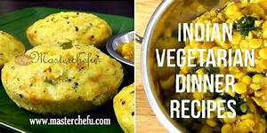 healthy indian vegetarian dinner recipes ⋆ Health blog