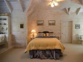 Replica of Jack Hanna's Montana Ranch, Guest Room | HGTV