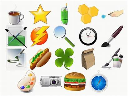 Household Items Clip Clipart Cliparts Simple Icon