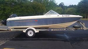Sunbird Spirit 170 Fish Ski 1997 For Sale For  4 500