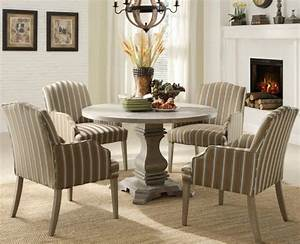 Furniture furniture dazzling design ideas of modern for Casual dining room ideas round table