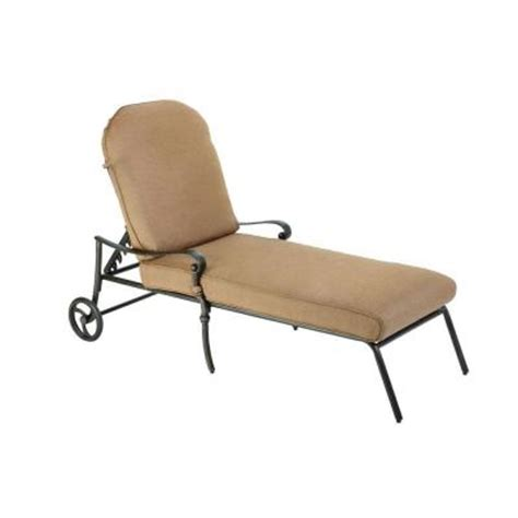 hton bay edington 2013 adjustable patio chaise lounge