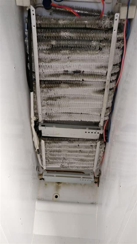 refrigerator ge profile  defrosting  cooling  ge profile refrigerator repair