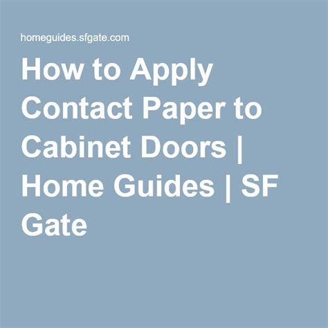 contact paper on kitchen cabinet doors how to apply contact paper to cabinet doors contact 9453