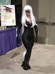 Black Cat Spiderman Costume