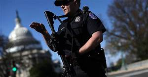 Capitol shooting latest of several incidents raising ...