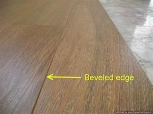 beveled edge laminatedescription With beveled hardwood floor