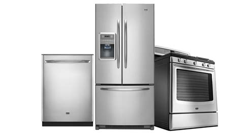 Kitchen Appliances : Maytag Kitchen Appliances-row House Reno