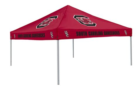 south carolina gamecocks tailgate tent canopy colored