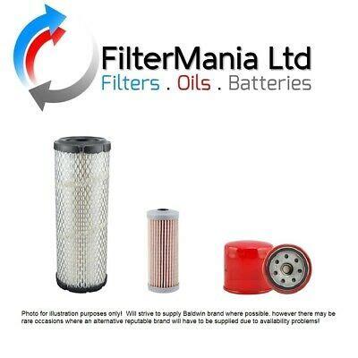 yanmar vio mini excavator filter kit air oil fuel filters ebay