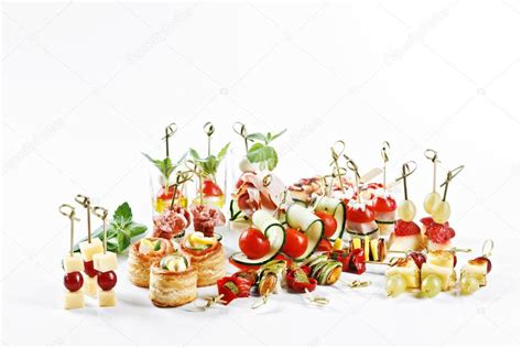 canapes fruit great attractive set of canapes with vegetables cheese