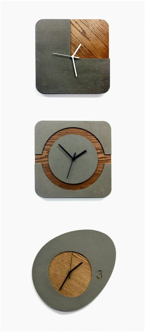 34 wooden wall clocks to 34 wooden wall clocks to warm up your interior