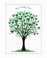 I created this family tree in Photoshop. | Family tree ...