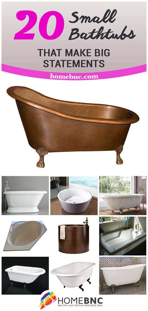 Big Bathtubs For Sale by 20 Best Small Bathtubs To Buy In 2019
