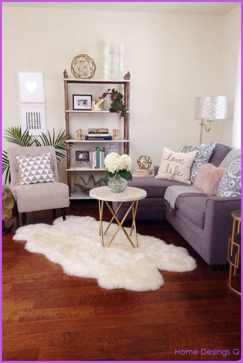 how to decorate your livingroom how to decorate a small living room apartment