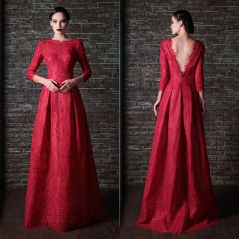 22 LOVELY RED PROM DRESSES FOR THE BEAUTIFUL EVENINGS ...