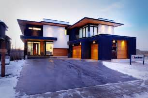 modern contemporary house designs designer prefab homes in canada and usa
