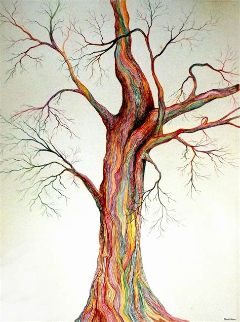 pin  david neace  david neace kentucky artist tree