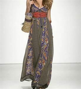 Tenue De Plage Chic : tenue hippie chic ~ Nature-et-papiers.com Idées de Décoration