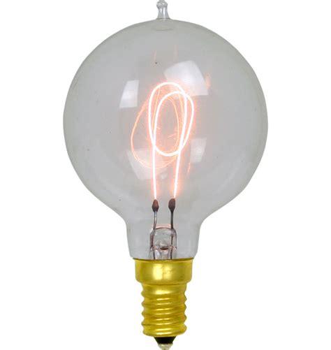 15w carbon filament small globe candelabra bulb rejuvenation