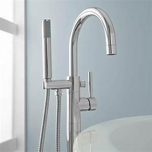 Bathtub Faucet Hose Attachment