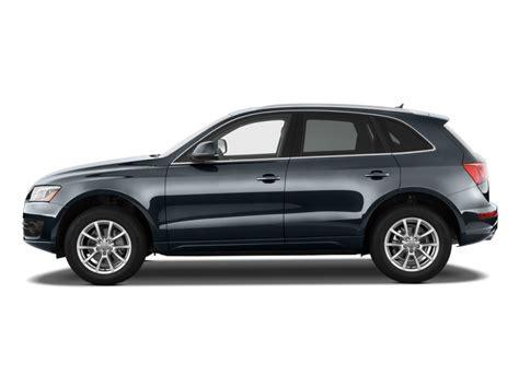 Q5 Image by Image 2009 Audi Q5 Quattro 4 Door 3 2l Premium Plus Side