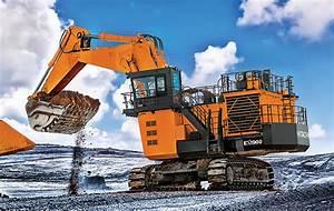 Mining Excavators  U0026 Shovels