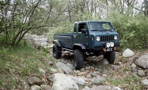 1958 Jeep Forward Control 170 Sema 2014