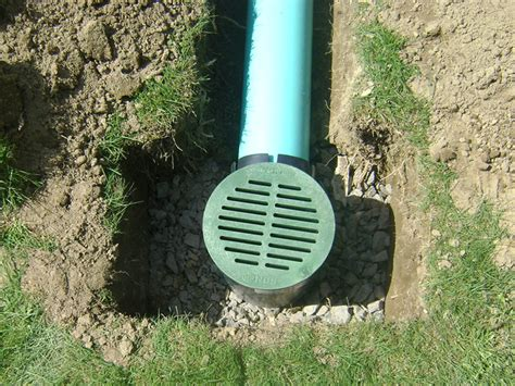 Our Water Leaching System Is Designed To Collect Storm