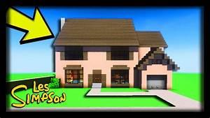 Arum Dans La Maison : un abonn a construit la maison des simpsons ultra r aliste dans minecraft youtube ~ Melissatoandfro.com Idées de Décoration
