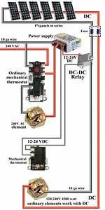 Water Heater Upper Thermostat Wiring Diagram