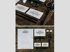 Vintage Branding MockUp GraphicBurger