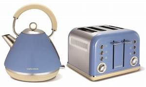 Toaster Retro Design : cheap kettle and toaster sets in cream and red retro styles ~ Frokenaadalensverden.com Haus und Dekorationen