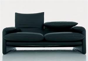 2 Sitzer Sofa : maralunga 2 sitzer sofa von cassina stylepark ~ Indierocktalk.com Haus und Dekorationen