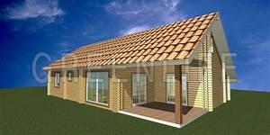 Maison En Bois En Kit Tarif : maison bois louisa 114 tage maison bois greenlife ~ Premium-room.com Idées de Décoration