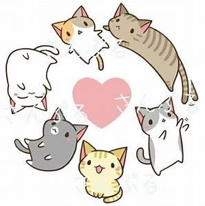 kawaii neko cat - Google zoeken | drawings | Pinterest ...
