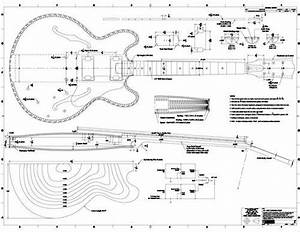 Free Pdf Guitar Blueprints