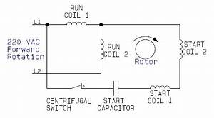 Internal Wiring Configuration For Dual Voltage Dual