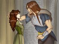 Loki and Sigyn deviantART