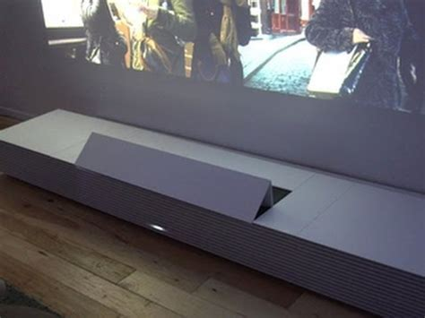 sony ultra short throw projector  furniture youtube