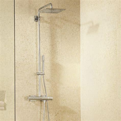 Colonne De Douche Grohe Rainshower F Series Et Thermostat