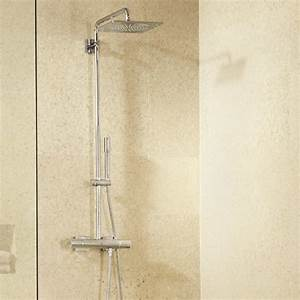 Colonne De Douche Hydromassante Grohe : colonne de douche grohe rainshower f series et thermostat ~ Dailycaller-alerts.com Idées de Décoration