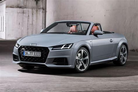 Audi Tt 2019 El Deportivo Se Renueva Con Dos Ediciones