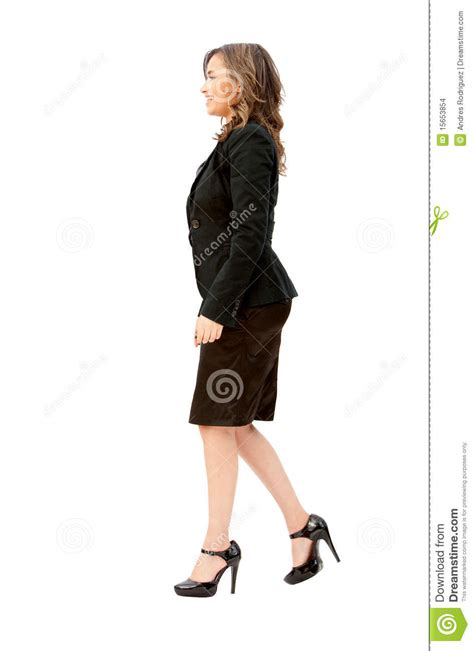 business woman walking stock images image